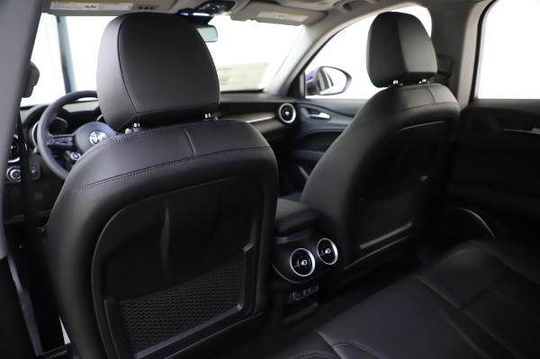 New 2020 Alfa Romeo Stelvio Ti Q4 for sale $45,695 at Maserati of Greenwich in Greenwich CT 06830 19