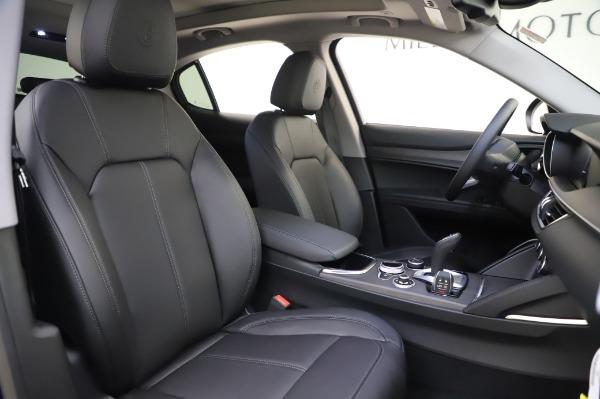 New 2020 Alfa Romeo Stelvio Ti Q4 for sale $45,695 at Maserati of Greenwich in Greenwich CT 06830 21