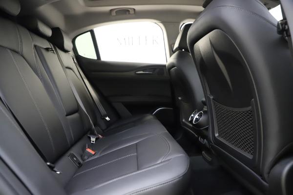 New 2020 Alfa Romeo Stelvio Ti Q4 for sale $45,695 at Maserati of Greenwich in Greenwich CT 06830 26