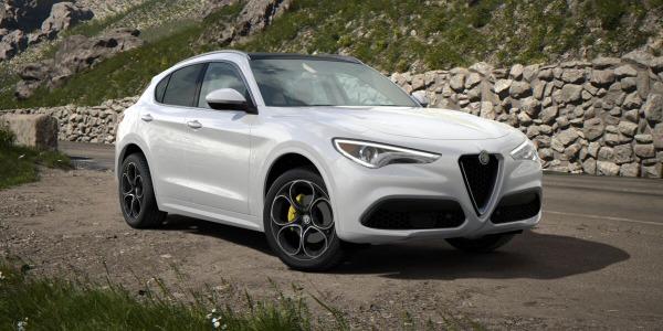 New 2020 Alfa Romeo Stelvio Ti Lusso Q4 for sale Sold at Maserati of Greenwich in Greenwich CT 06830 2