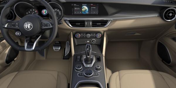 New 2020 Alfa Romeo Stelvio Ti Lusso Q4 for sale Sold at Maserati of Greenwich in Greenwich CT 06830 4