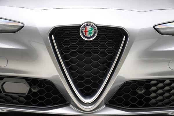 New 2020 Alfa Romeo Giulia Ti Q4 for sale Sold at Maserati of Greenwich in Greenwich CT 06830 13