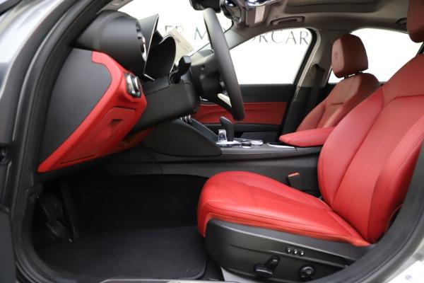 New 2020 Alfa Romeo Giulia Ti Q4 for sale Sold at Maserati of Greenwich in Greenwich CT 06830 15