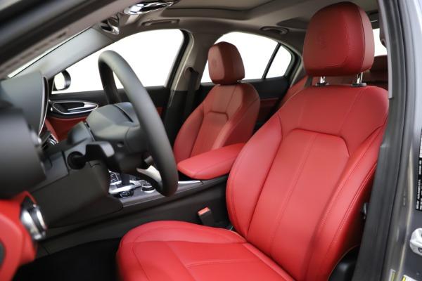New 2020 Alfa Romeo Giulia Ti Q4 for sale Sold at Maserati of Greenwich in Greenwich CT 06830 16