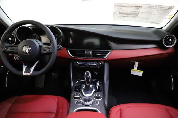New 2020 Alfa Romeo Giulia Ti Q4 for sale Sold at Maserati of Greenwich in Greenwich CT 06830 17