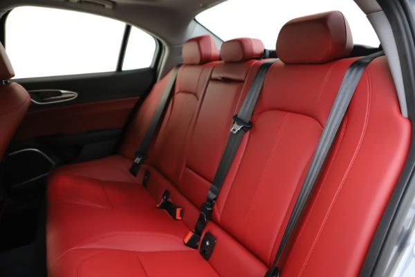 New 2020 Alfa Romeo Giulia Ti Q4 for sale Sold at Maserati of Greenwich in Greenwich CT 06830 19