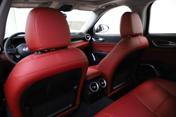 New 2020 Alfa Romeo Giulia Ti Q4 for sale Sold at Maserati of Greenwich in Greenwich CT 06830 21