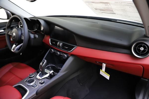New 2020 Alfa Romeo Giulia Ti Q4 for sale Sold at Maserati of Greenwich in Greenwich CT 06830 25