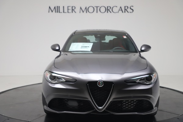 New 2020 Alfa Romeo Giulia Ti Sport Q4 for sale $51,095 at Maserati of Greenwich in Greenwich CT 06830 12