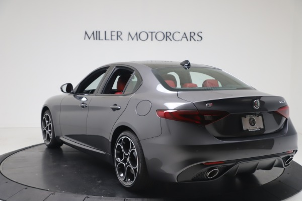 New 2020 Alfa Romeo Giulia Ti Sport Q4 for sale $51,095 at Maserati of Greenwich in Greenwich CT 06830 5