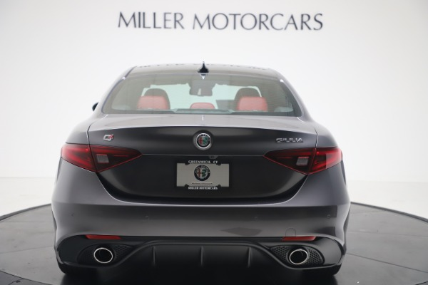 New 2020 Alfa Romeo Giulia Ti Sport Q4 for sale $51,095 at Maserati of Greenwich in Greenwich CT 06830 6