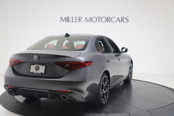 New 2020 Alfa Romeo Giulia Ti Sport Q4 for sale $51,095 at Maserati of Greenwich in Greenwich CT 06830 7