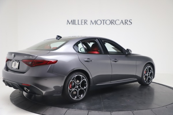 New 2020 Alfa Romeo Giulia Ti Sport Q4 for sale $51,095 at Maserati of Greenwich in Greenwich CT 06830 8