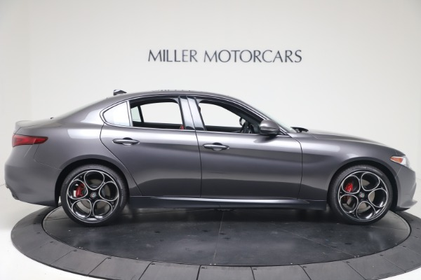 New 2020 Alfa Romeo Giulia Ti Sport Q4 for sale $51,095 at Maserati of Greenwich in Greenwich CT 06830 9