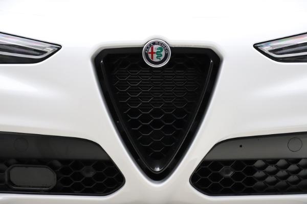 New 2020 Alfa Romeo Stelvio Ti Sport Q4 for sale Sold at Maserati of Greenwich in Greenwich CT 06830 13