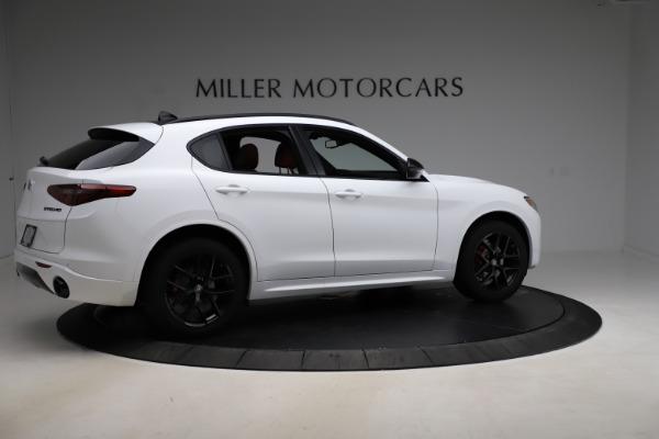 New 2020 Alfa Romeo Stelvio Ti Sport Q4 for sale Sold at Maserati of Greenwich in Greenwich CT 06830 8