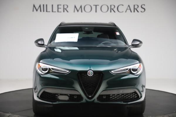 New 2020 Alfa Romeo Stelvio Q4 for sale $49,045 at Maserati of Greenwich in Greenwich CT 06830 1