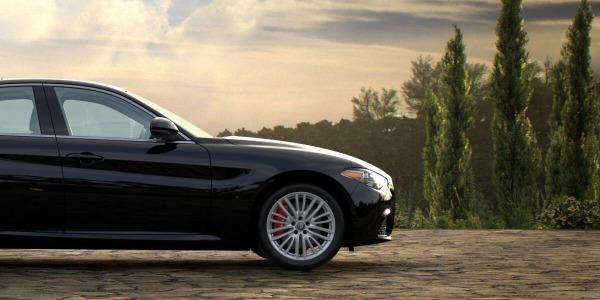 New 2020 Alfa Romeo Giulia Ti Lusso Q4 for sale $51,195 at Maserati of Greenwich in Greenwich CT 06830 2