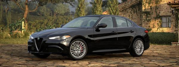 New 2020 Alfa Romeo Giulia Ti Lusso Q4 for sale $51,195 at Maserati of Greenwich in Greenwich CT 06830 1
