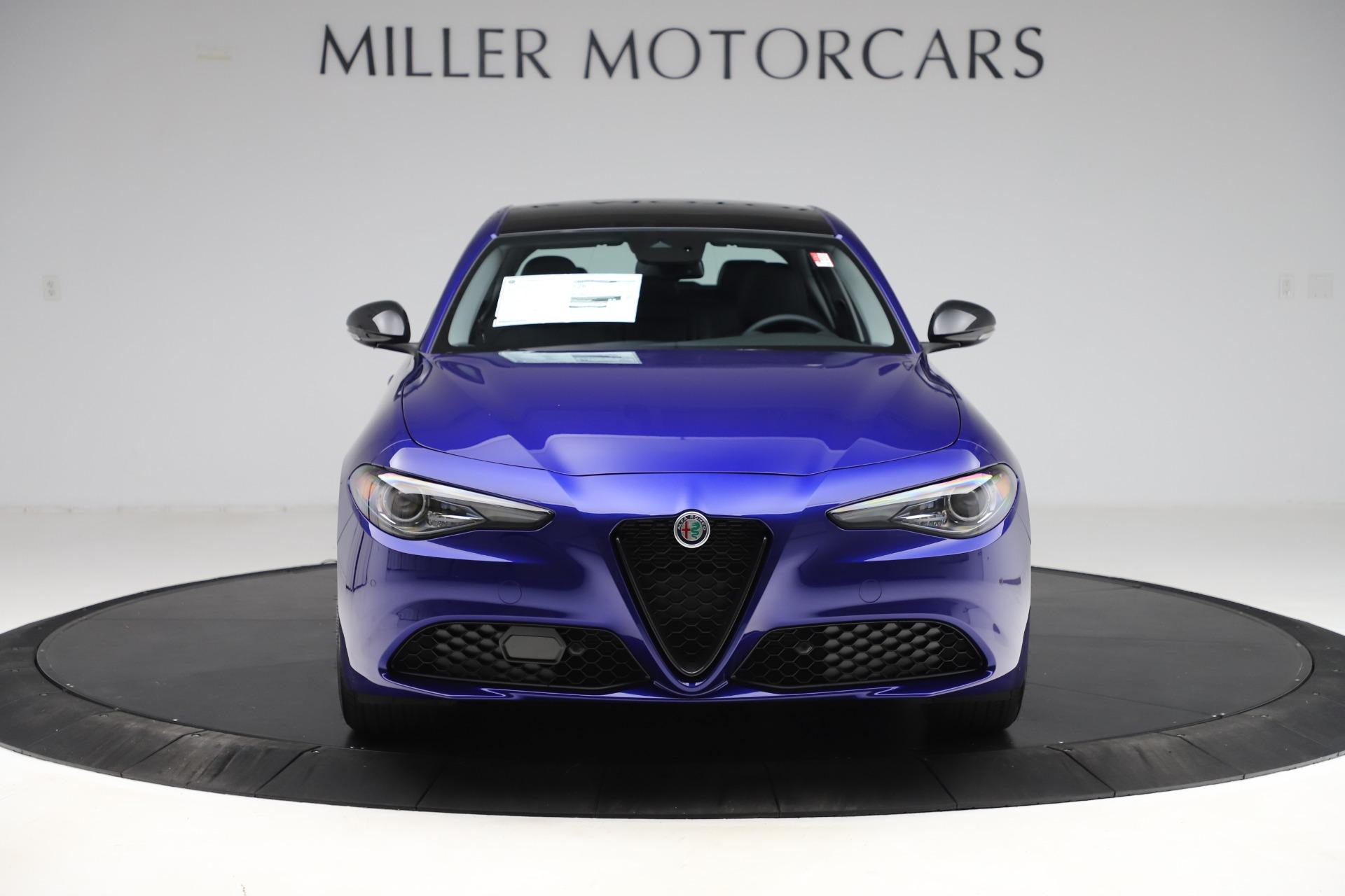 New 2020 Alfa Romeo Giulia Ti Sport Q4 for sale $47,995 at Maserati of Greenwich in Greenwich CT 06830 1