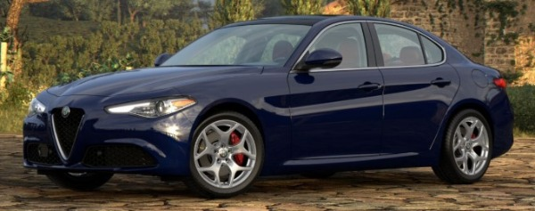 New 2020 Alfa Romeo Giulia Ti Q4 for sale $47,795 at Maserati of Greenwich in Greenwich CT 06830 1