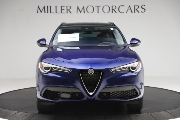 New 2020 Alfa Romeo Stelvio Sport Q4 for sale $50,895 at Maserati of Greenwich in Greenwich CT 06830 12