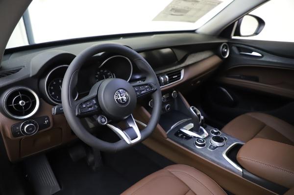 New 2020 Alfa Romeo Stelvio Sport Q4 for sale $50,895 at Maserati of Greenwich in Greenwich CT 06830 13