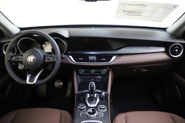 New 2020 Alfa Romeo Stelvio Sport Q4 for sale $50,895 at Maserati of Greenwich in Greenwich CT 06830 16