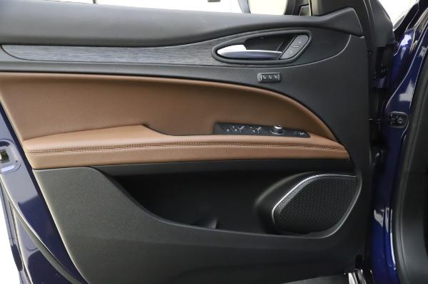 New 2020 Alfa Romeo Stelvio Sport Q4 for sale $50,895 at Maserati of Greenwich in Greenwich CT 06830 17