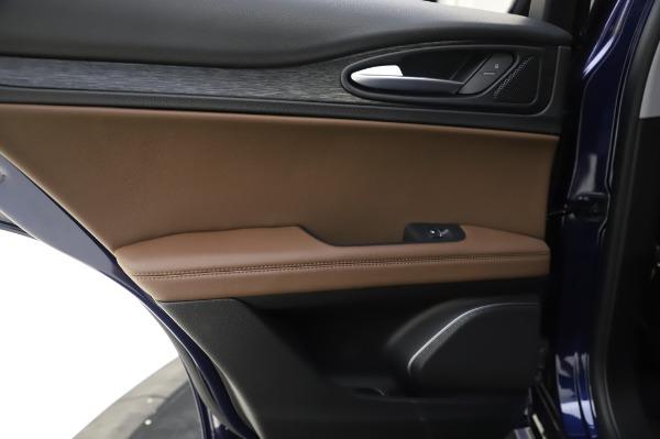 New 2020 Alfa Romeo Stelvio Sport Q4 for sale $50,895 at Maserati of Greenwich in Greenwich CT 06830 21