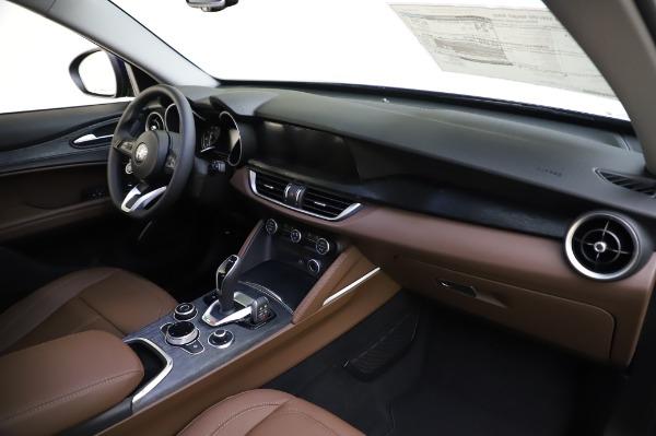 New 2020 Alfa Romeo Stelvio Sport Q4 for sale $50,895 at Maserati of Greenwich in Greenwich CT 06830 24