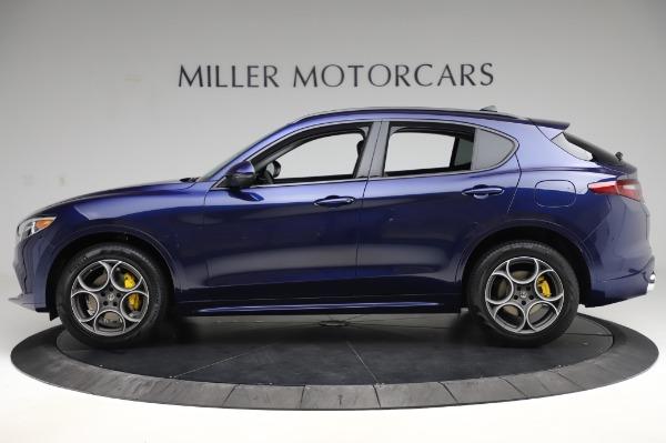 New 2020 Alfa Romeo Stelvio Sport Q4 for sale $50,895 at Maserati of Greenwich in Greenwich CT 06830 3