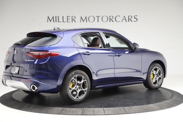 New 2020 Alfa Romeo Stelvio Sport Q4 for sale Sold at Maserati of Greenwich in Greenwich CT 06830 8