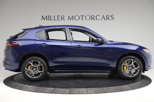 New 2020 Alfa Romeo Stelvio Sport Q4 for sale $50,895 at Maserati of Greenwich in Greenwich CT 06830 9