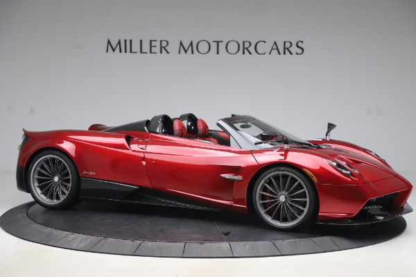 Used 2017 Pagani Huayra Roadster for sale Call for price at Maserati of Greenwich in Greenwich CT 06830 10