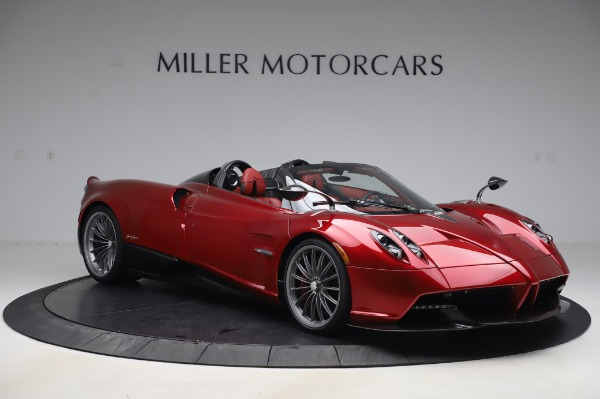 Used 2017 Pagani Huayra Roadster for sale Call for price at Maserati of Greenwich in Greenwich CT 06830 11