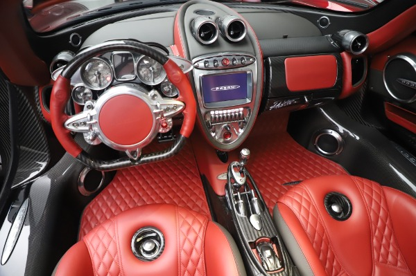 Used 2017 Pagani Huayra Roadster for sale Call for price at Maserati of Greenwich in Greenwich CT 06830 23