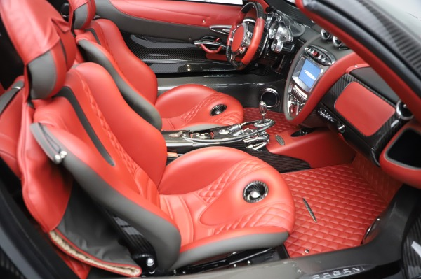 Used 2017 Pagani Huayra Roadster for sale Call for price at Maserati of Greenwich in Greenwich CT 06830 26