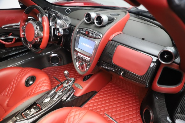 Used 2017 Pagani Huayra Roadster for sale Call for price at Maserati of Greenwich in Greenwich CT 06830 27