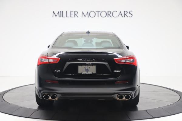 New 2020 Maserati Ghibli S Q4 for sale $87,285 at Maserati of Greenwich in Greenwich CT 06830 6