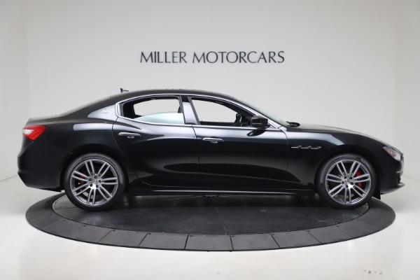 New 2020 Maserati Ghibli S Q4 for sale $87,285 at Maserati of Greenwich in Greenwich CT 06830 9