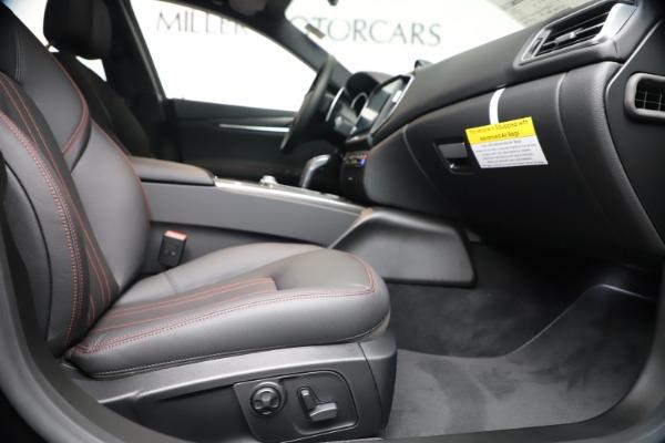 New 2020 Maserati Ghibli S Q4 for sale $87,285 at Maserati of Greenwich in Greenwich CT 06830 23