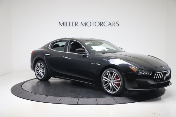 New 2020 Maserati Ghibli S Q4 for sale Sold at Maserati of Greenwich in Greenwich CT 06830 10