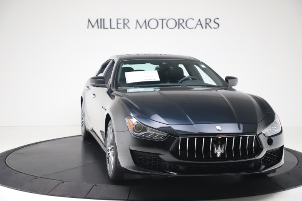 New 2020 Maserati Ghibli S Q4 for sale Sold at Maserati of Greenwich in Greenwich CT 06830 11