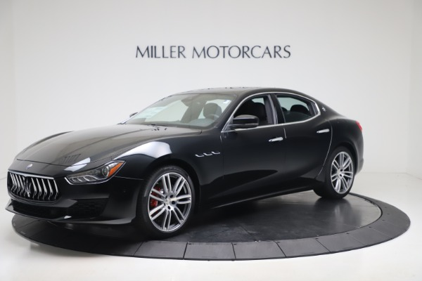 New 2020 Maserati Ghibli S Q4 for sale Sold at Maserati of Greenwich in Greenwich CT 06830 2