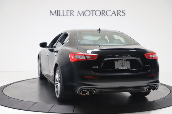 New 2020 Maserati Ghibli S Q4 for sale Sold at Maserati of Greenwich in Greenwich CT 06830 5