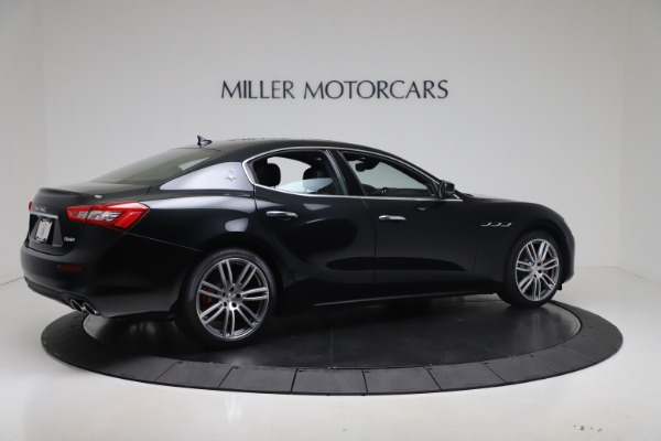 New 2020 Maserati Ghibli S Q4 for sale Sold at Maserati of Greenwich in Greenwich CT 06830 8