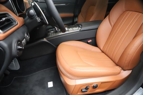 New 2020 Maserati Ghibli S Q4 for sale $87,285 at Maserati of Greenwich in Greenwich CT 06830 15