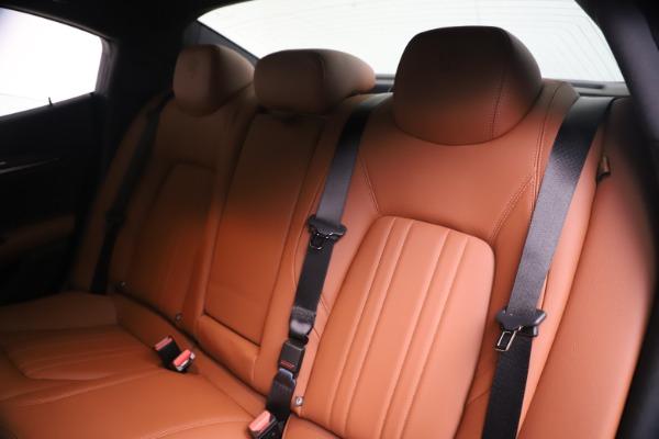 New 2020 Maserati Ghibli S Q4 for sale $87,285 at Maserati of Greenwich in Greenwich CT 06830 18