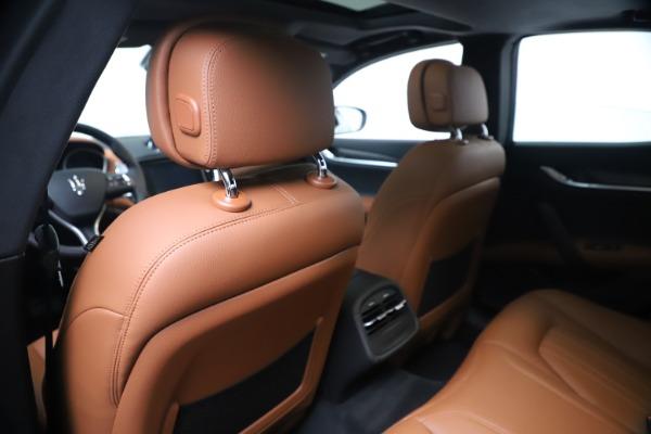 New 2020 Maserati Ghibli S Q4 for sale $87,285 at Maserati of Greenwich in Greenwich CT 06830 20